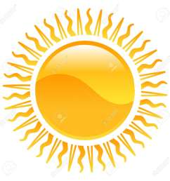 vector weather icon clipart sun illustration [ 1300 x 1300 Pixel ]