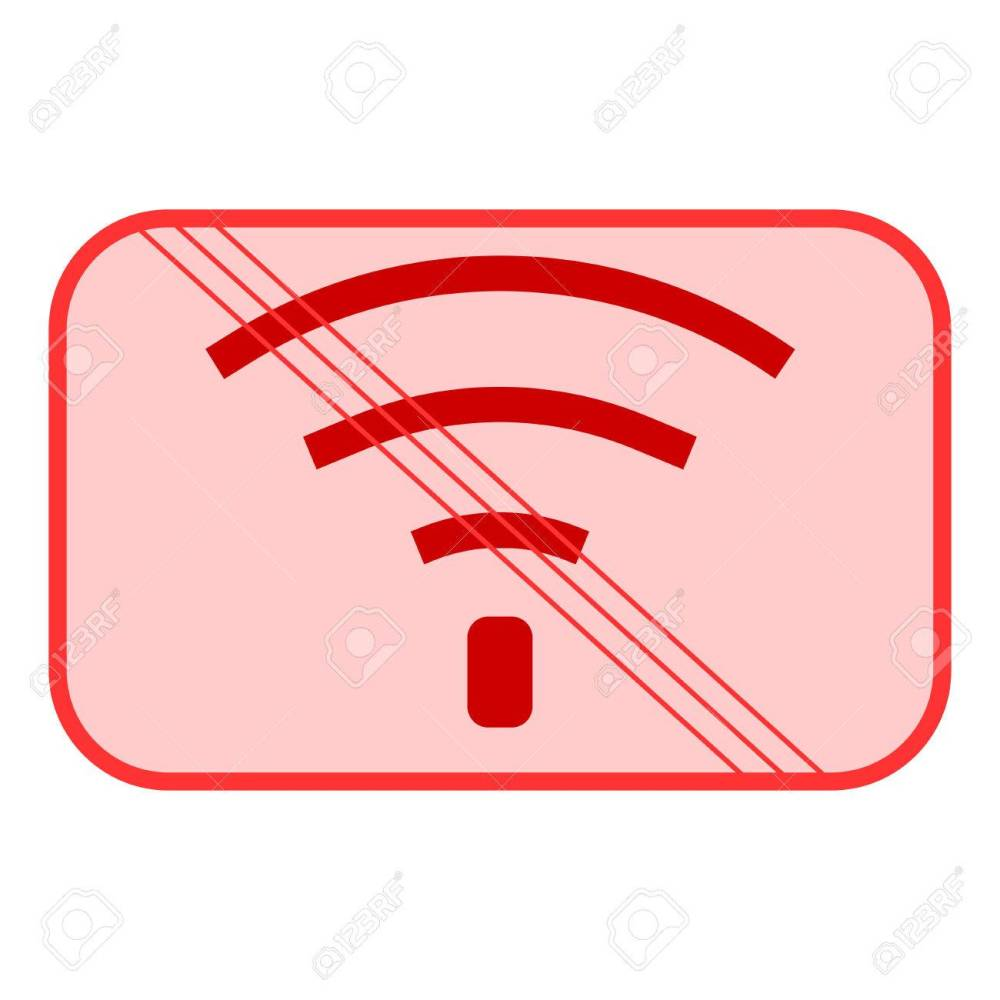medium resolution of bad internet connection sign no signal bad antenna no