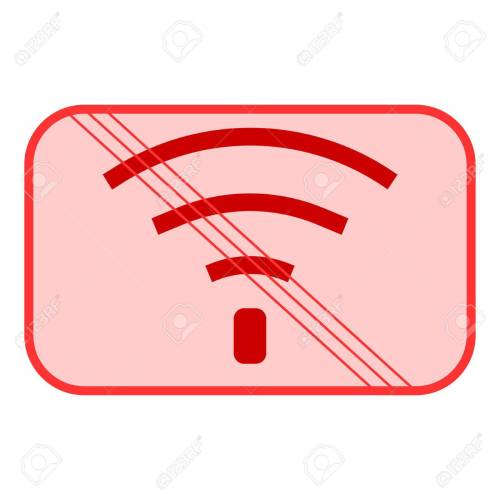small resolution of bad internet connection sign no signal bad antenna no
