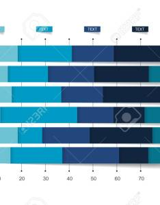 Flat chart graph simply color editable infographics elements stock vector also rh rf