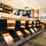 Abstract Blur Japanese Restaurant Interior For Background Stock Photo Picture And Royalty Free Image Image 96292744