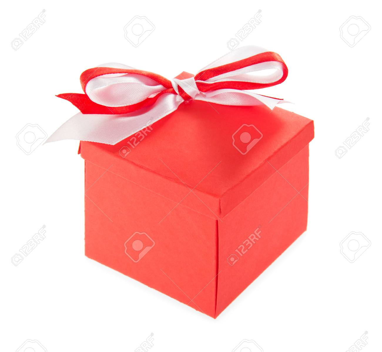 big gift box with