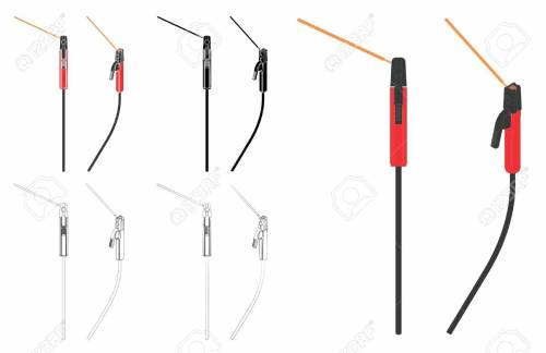 small resolution of welding tool wand solder stock vector 106121772