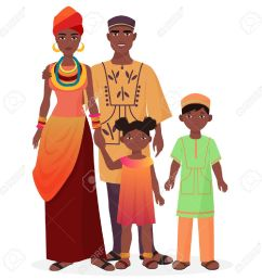 112 african american family fun cliparts stock vector and royalty  [ 1300 x 1300 Pixel ]