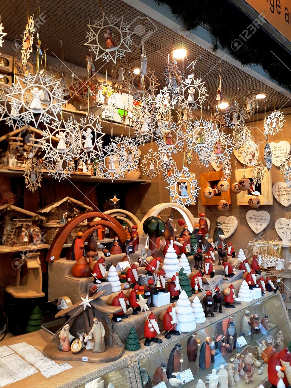 Vienna Christmas Decorations