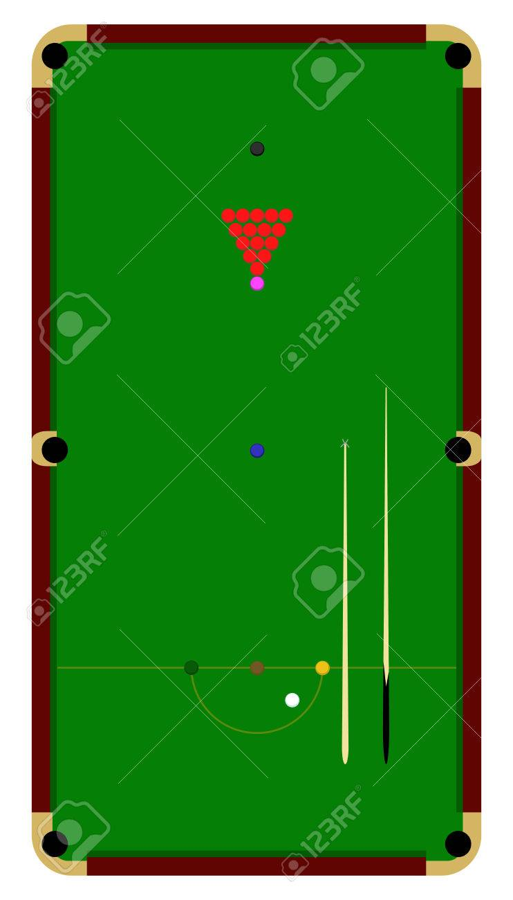 Snooker Table Plans