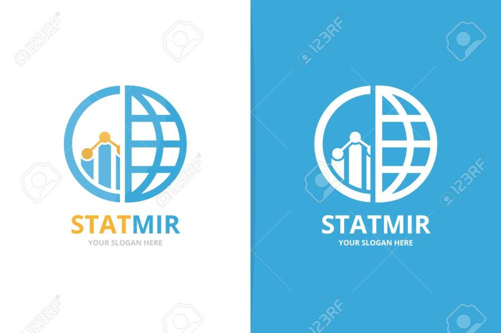 medium resolution of world diagram icon detailed wiring diagrams circle diagram icon vector graph and planet logo combination diagram
