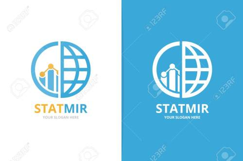 small resolution of world diagram icon detailed wiring diagrams circle diagram icon vector graph and planet logo combination diagram