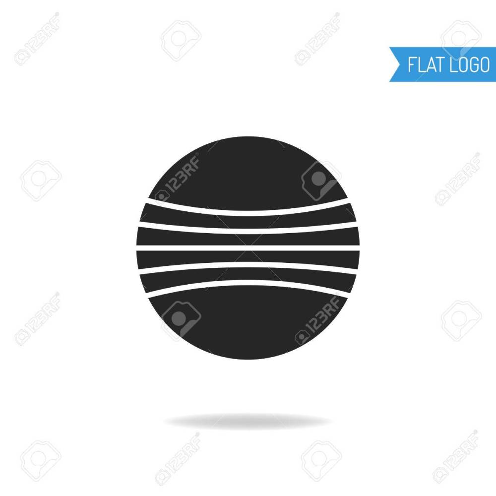 medium resolution of business technical and engineering logo for company circle logotype vector illustration stock vector