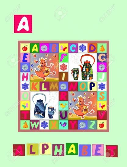 Hasil gambar untuk history of abc alphabet