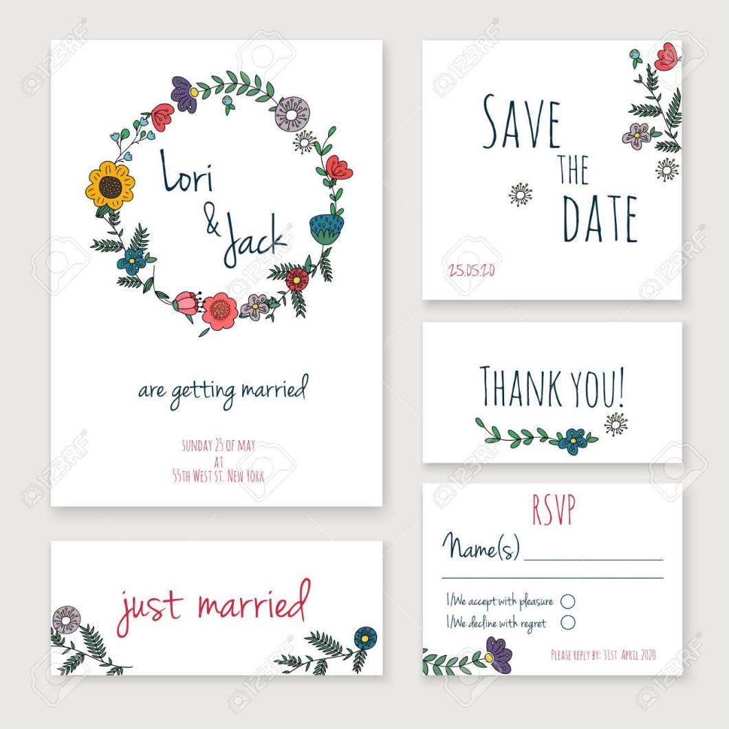 wedding invitations rsvp date   Invitationjdi.co
