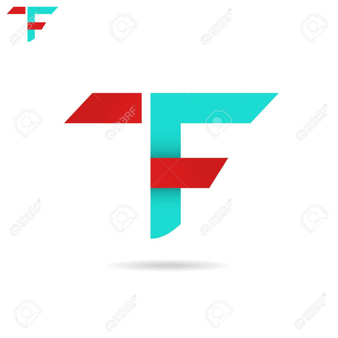 t and f letter