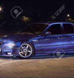 sports car bmw e36 headlights turned stock photo 36460608 [ 1300 x 680 Pixel ]