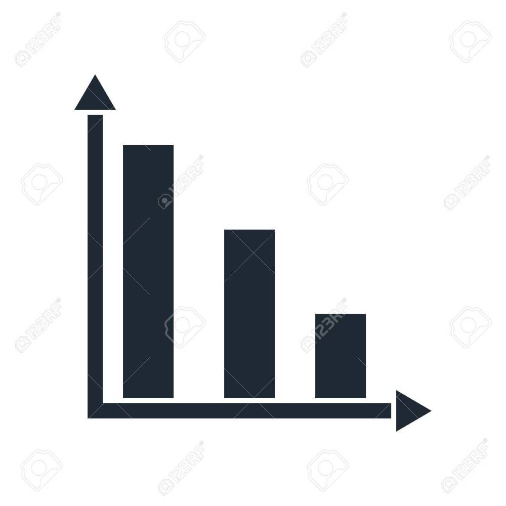 medium resolution of diagram icon stock vector 39573412