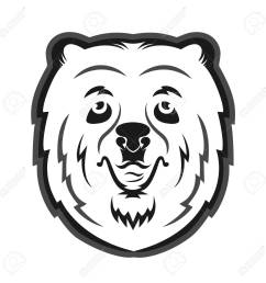 bear mascot for the sports team print on t shirt stock vector 82112812 [ 1300 x 1300 Pixel ]