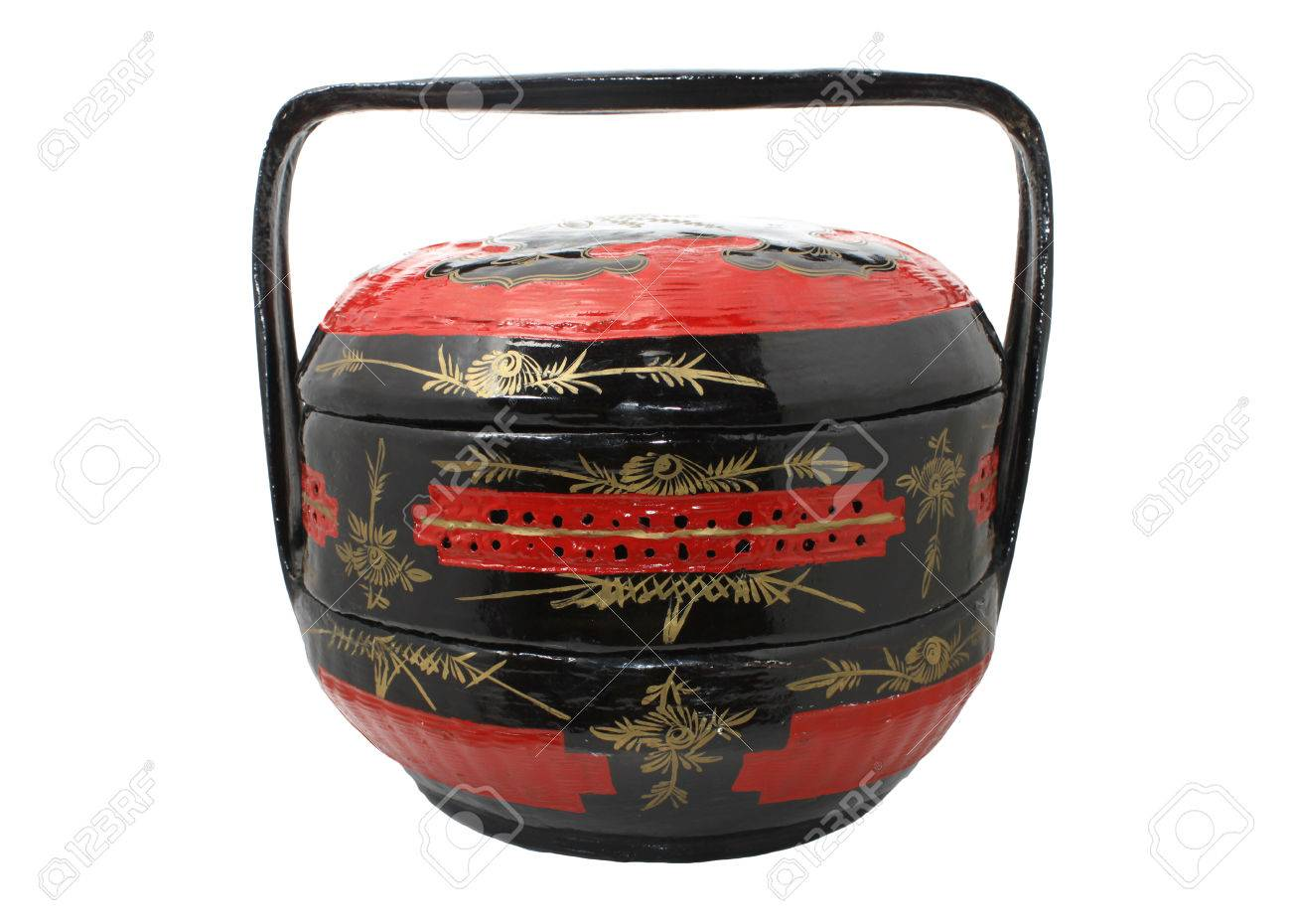 traditional chinese wedding basket