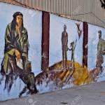 Havana Cuba May 11 2009 Graffiti And Wall Paintings In Havana