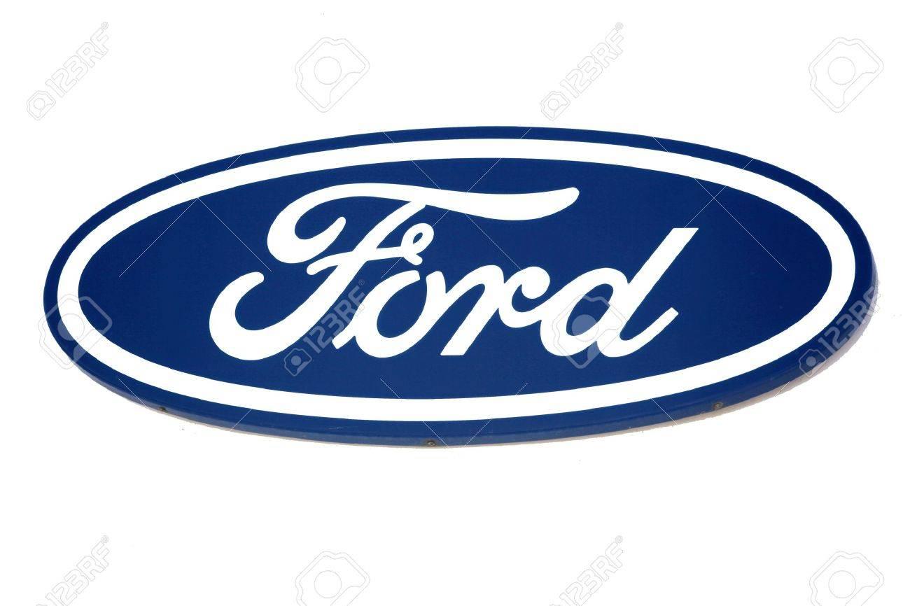 ford logo brand of