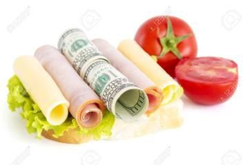 """Résultat de recherche d'images pour """"argent et nourriture"""""""