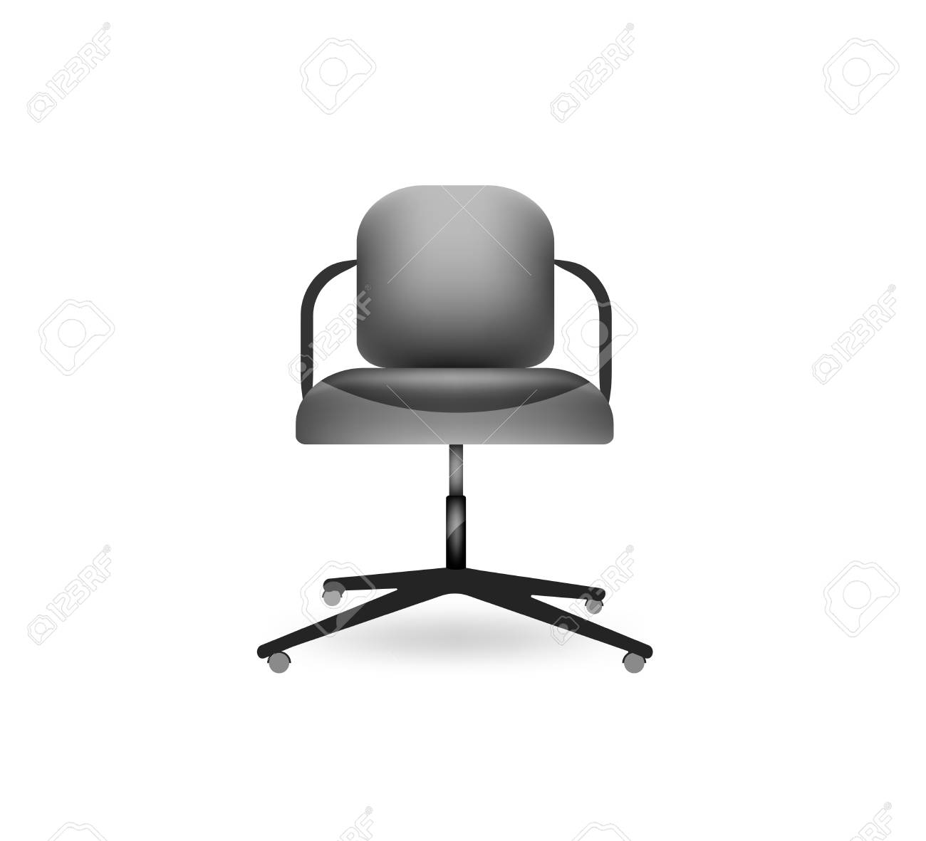 office chair vector clear plastic covers design royalty free cliparts vectors and stock 68889119