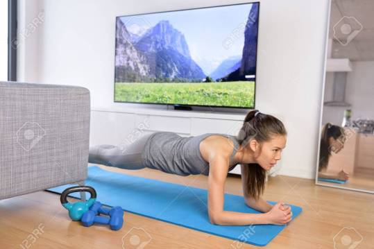 Image result for workout girl tv