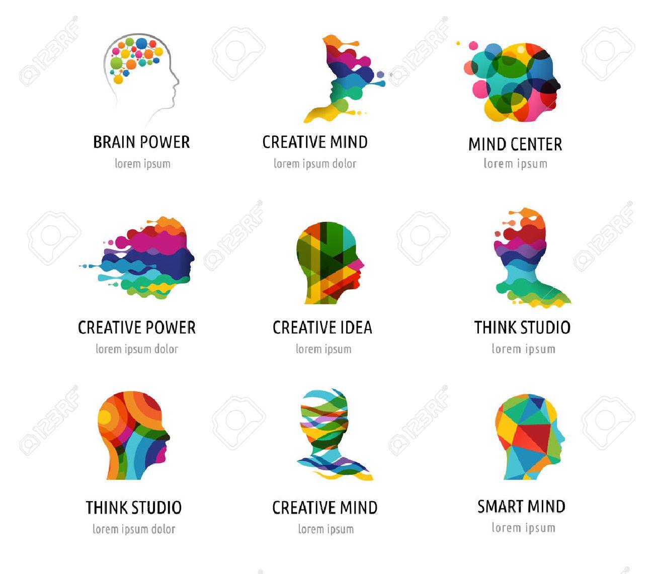 brain smart creative mind