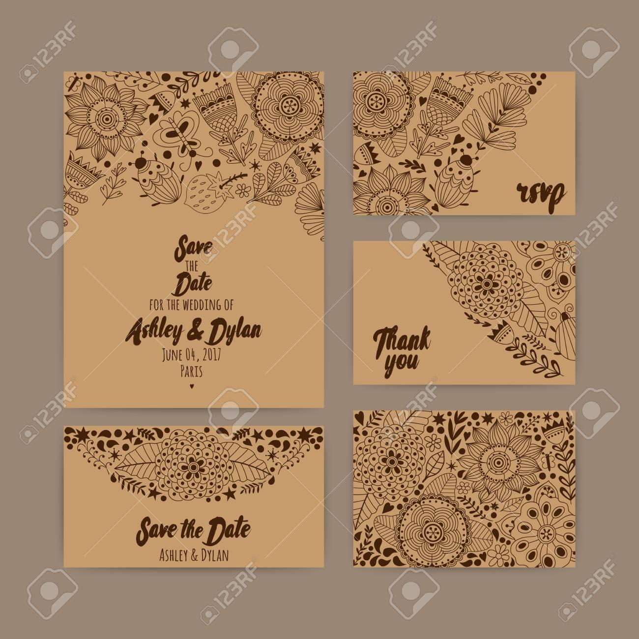 modele d invitation de mariage invitation enveloppe carte de remerciement enregistrez les cartes de date ensemble de mariage carte rsvp