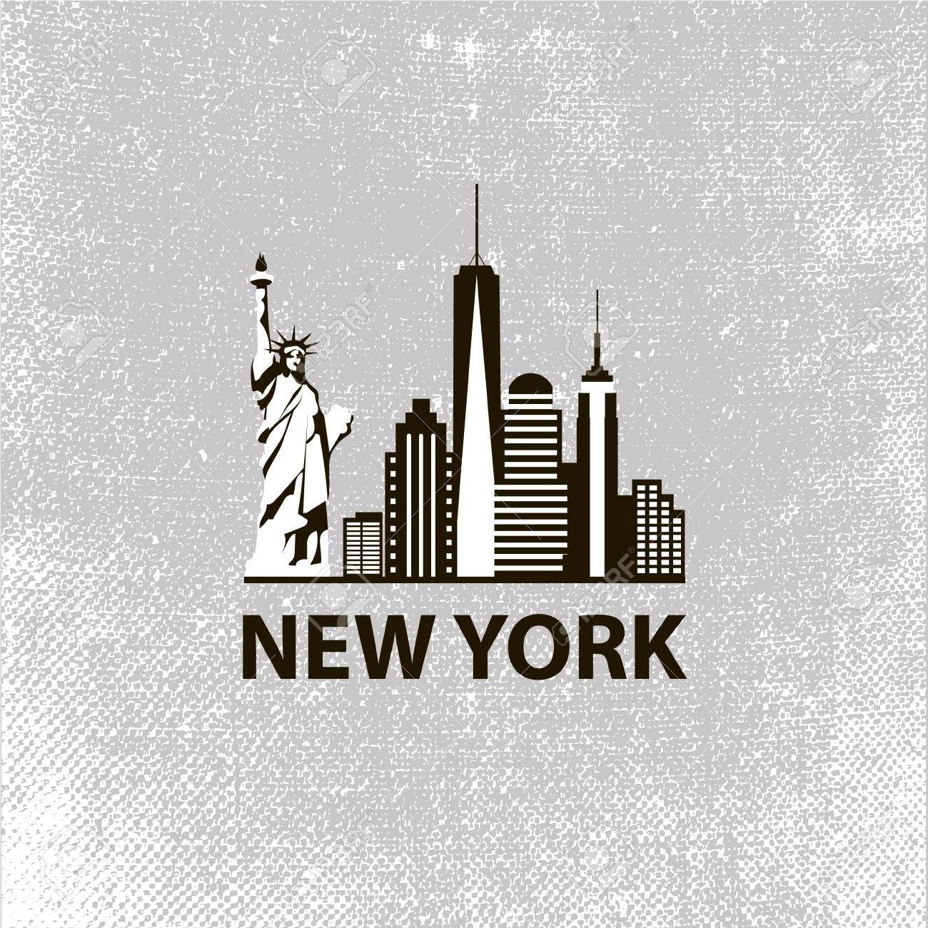 Image result for silhouette New York