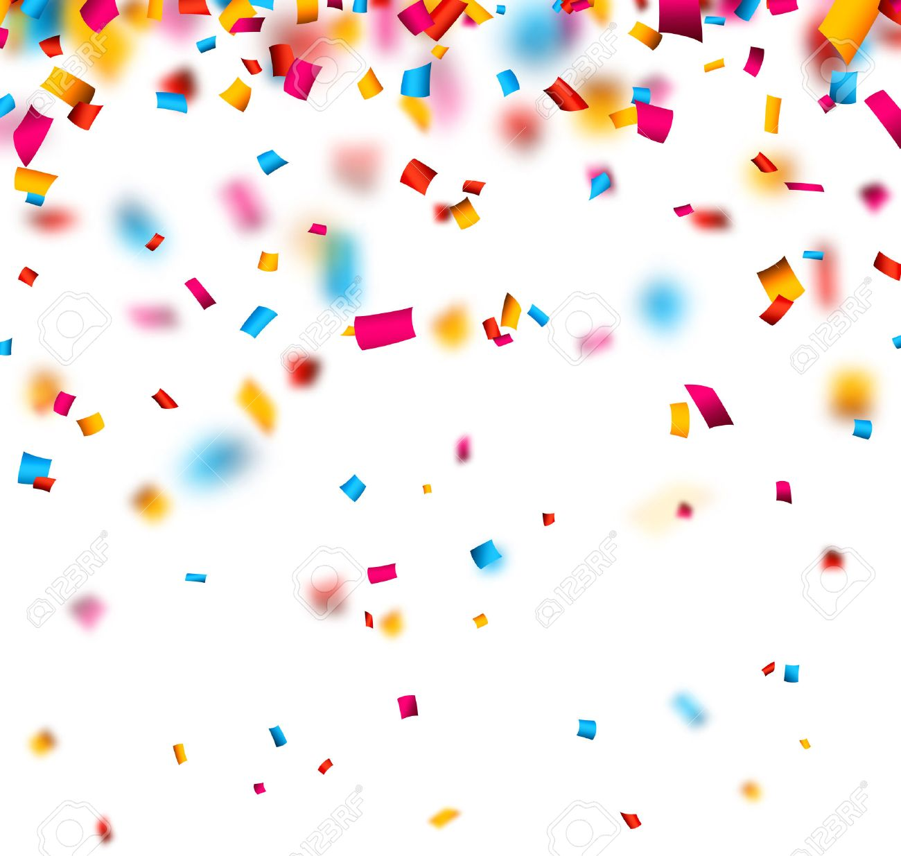 colorful celebration background with
