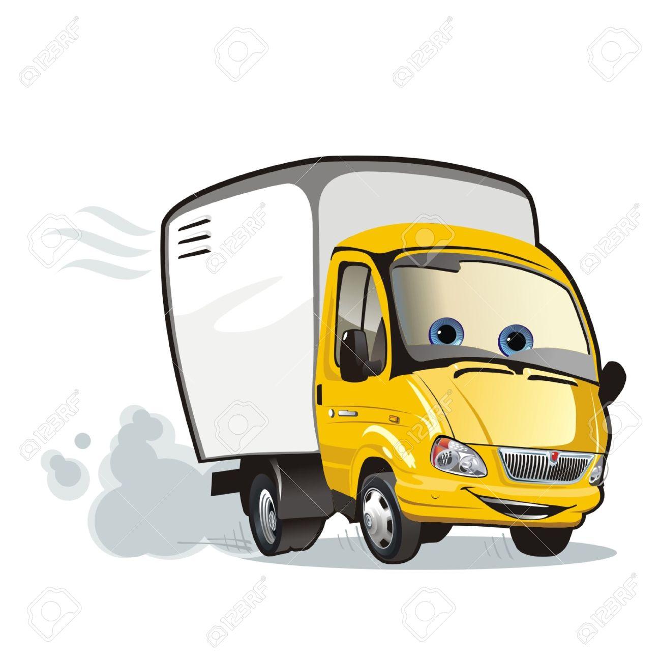 """Résultat de recherche d'images pour """"camion livraison dessin"""""""