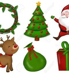 christmas clipart stock vector 89439217 [ 1300 x 919 Pixel ]