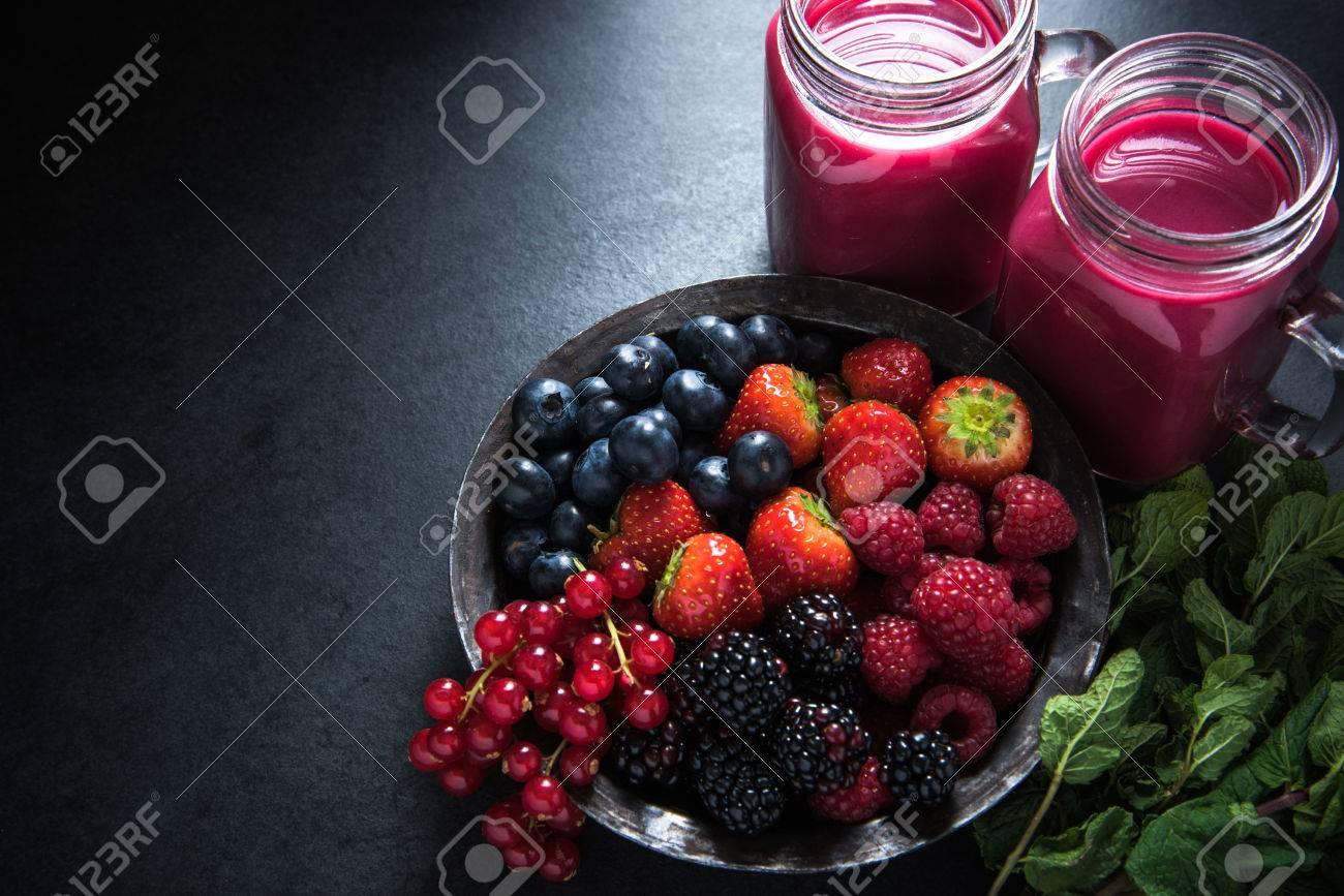 antioxidant all berries fruit