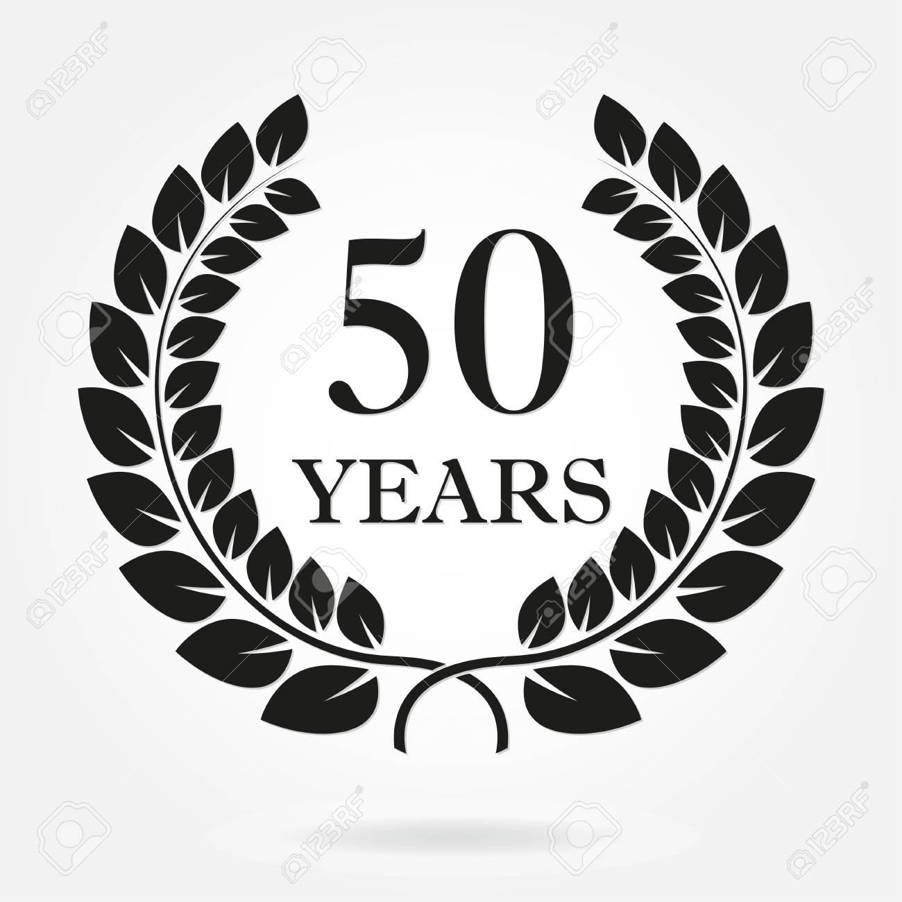 50 years anniversary laurel