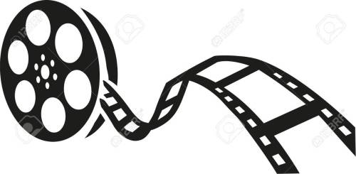 small resolution of film reel stock vector 63201807