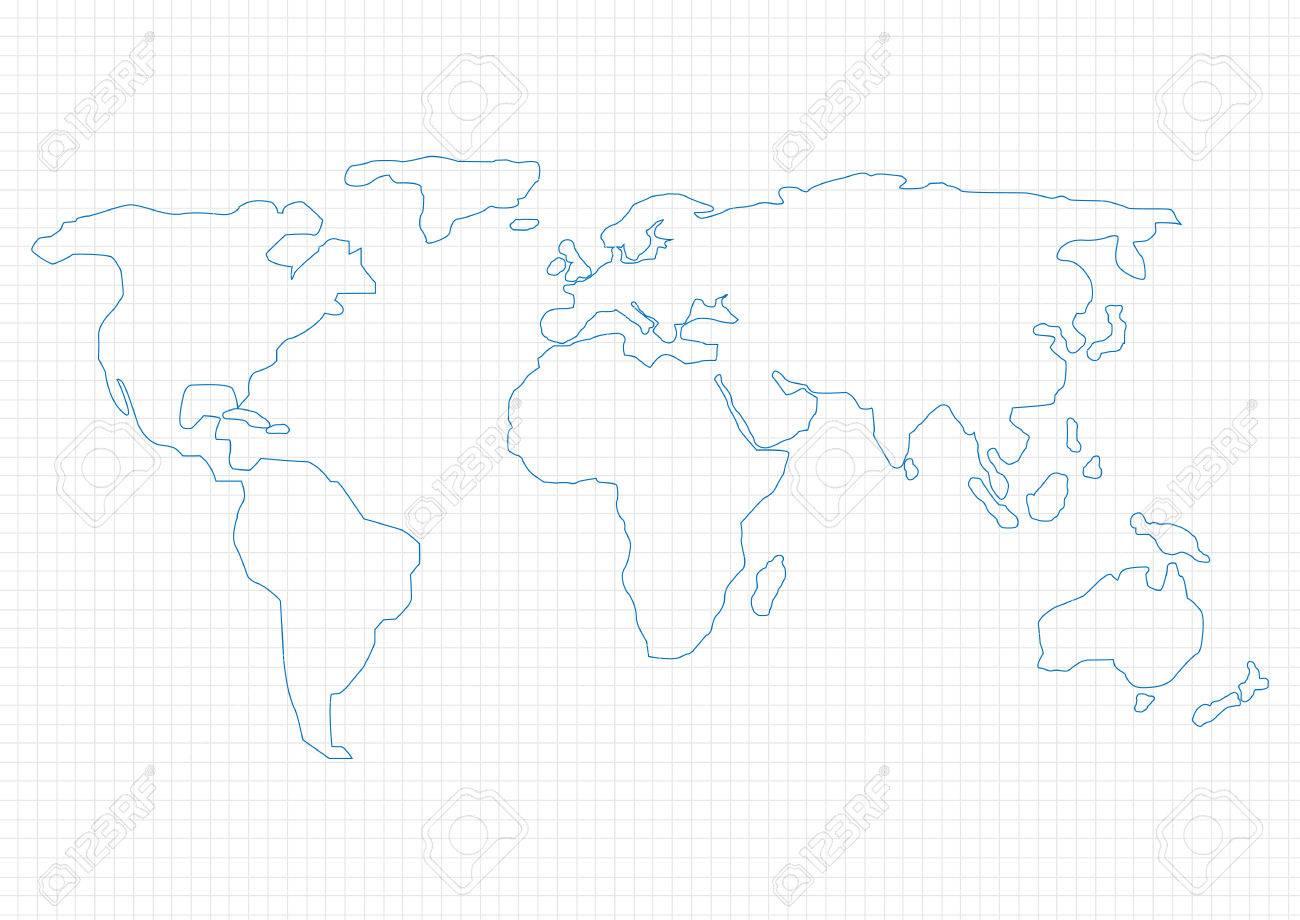 hex map paper jose
