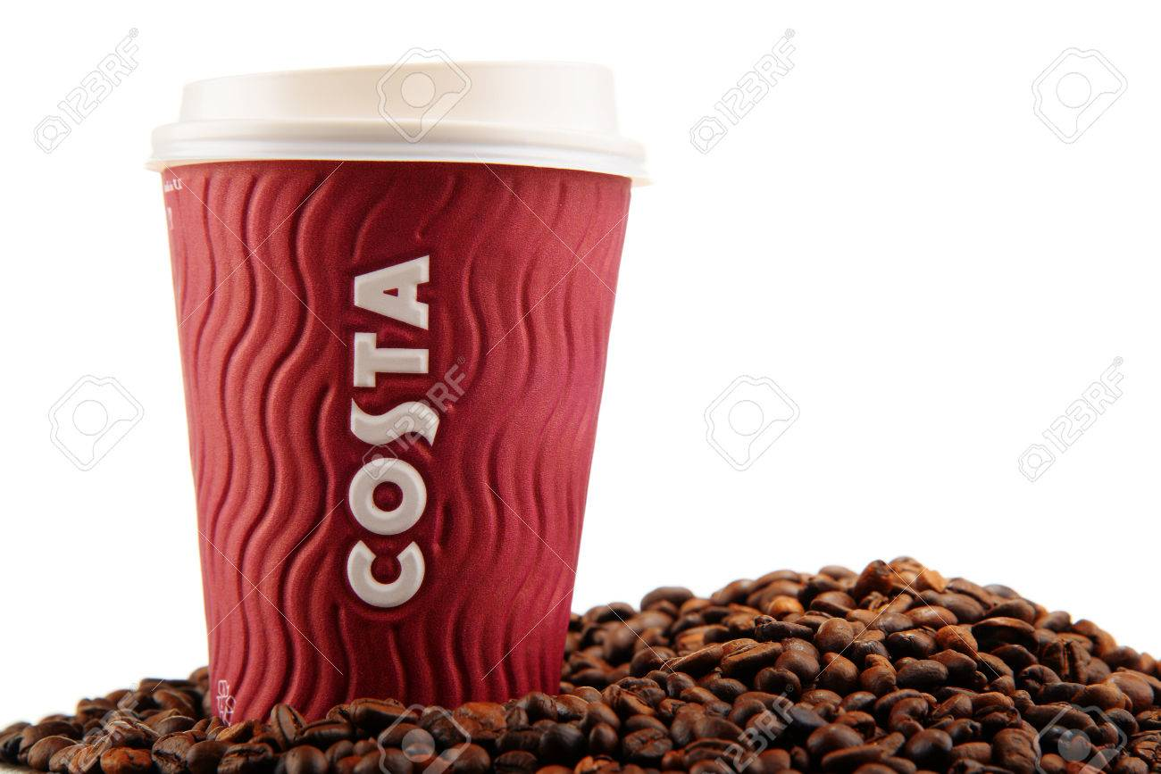 costa coffee cup of