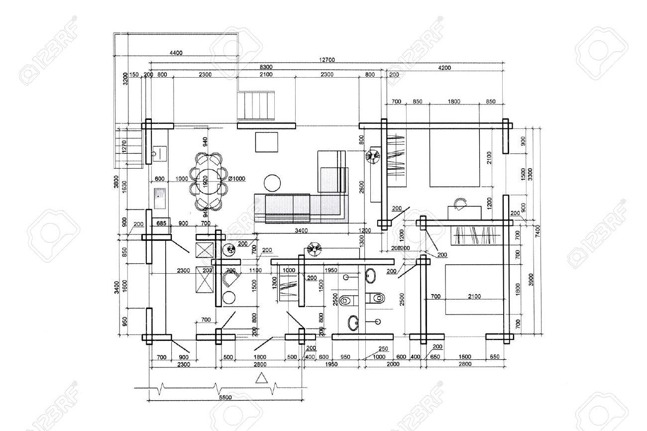 floor plan blueprints engineering