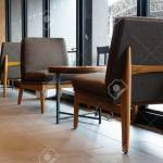 Interior Of A Small Cafe Stock Photo Stock Photo Picture And Royalty Free Image Image 152177671