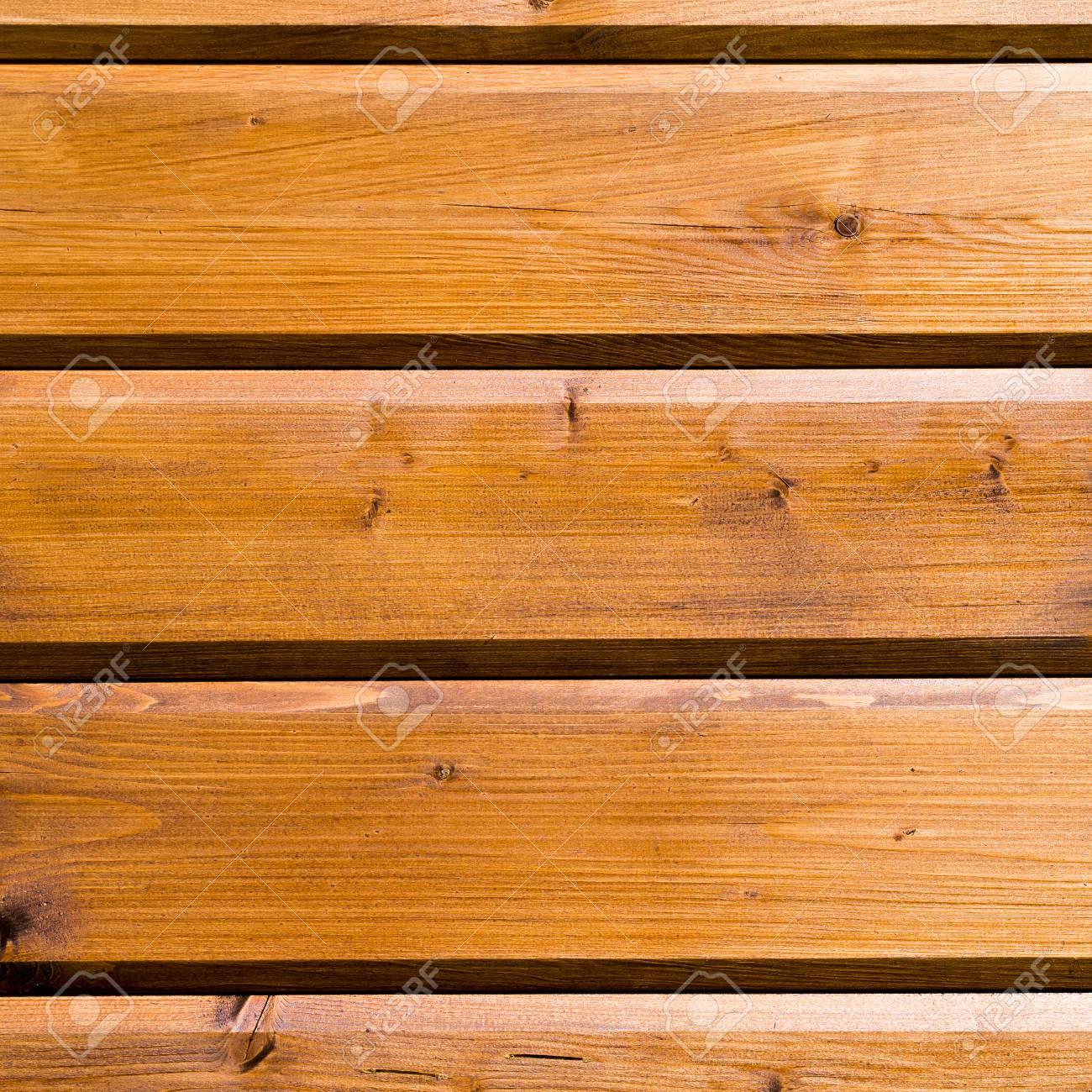 Planed Wood