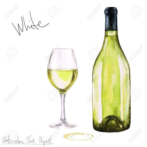 small resolution of stock photo watercolor food clipart wine