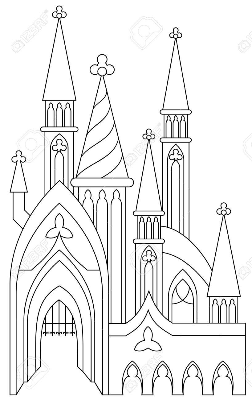 Mittelalter Bilder Zum Ausmalen Für Kinder Dein Malbuch
