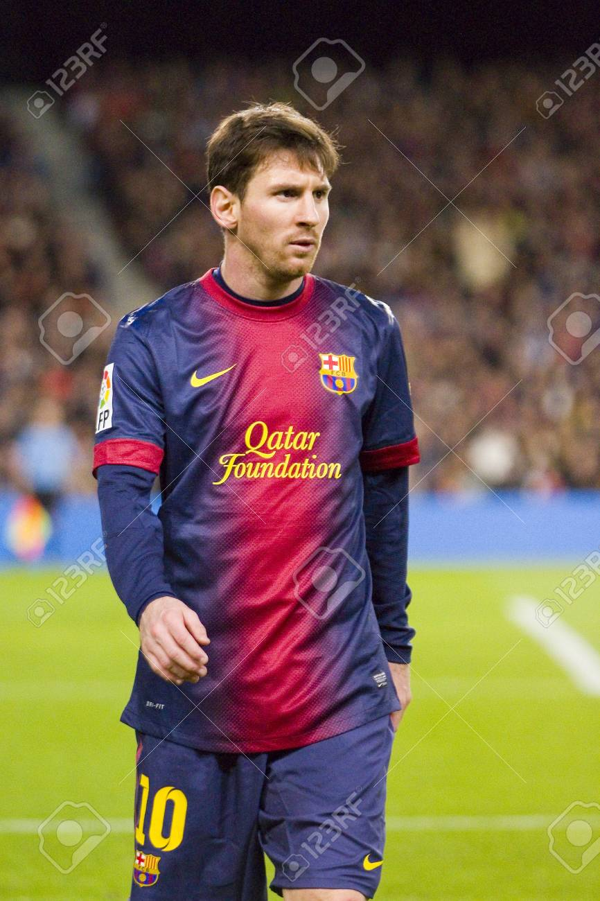 Messi 2012 : messi, Lionel, Messi, Action, Spanish, League, Match, Between, Stock, Photo,, Picture, Royalty, Image., Image, 25501049.