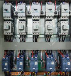 wiring plc control panel with wires in cabinet for machine industrial machine wiring standards industrial machine wiring [ 1300 x 866 Pixel ]