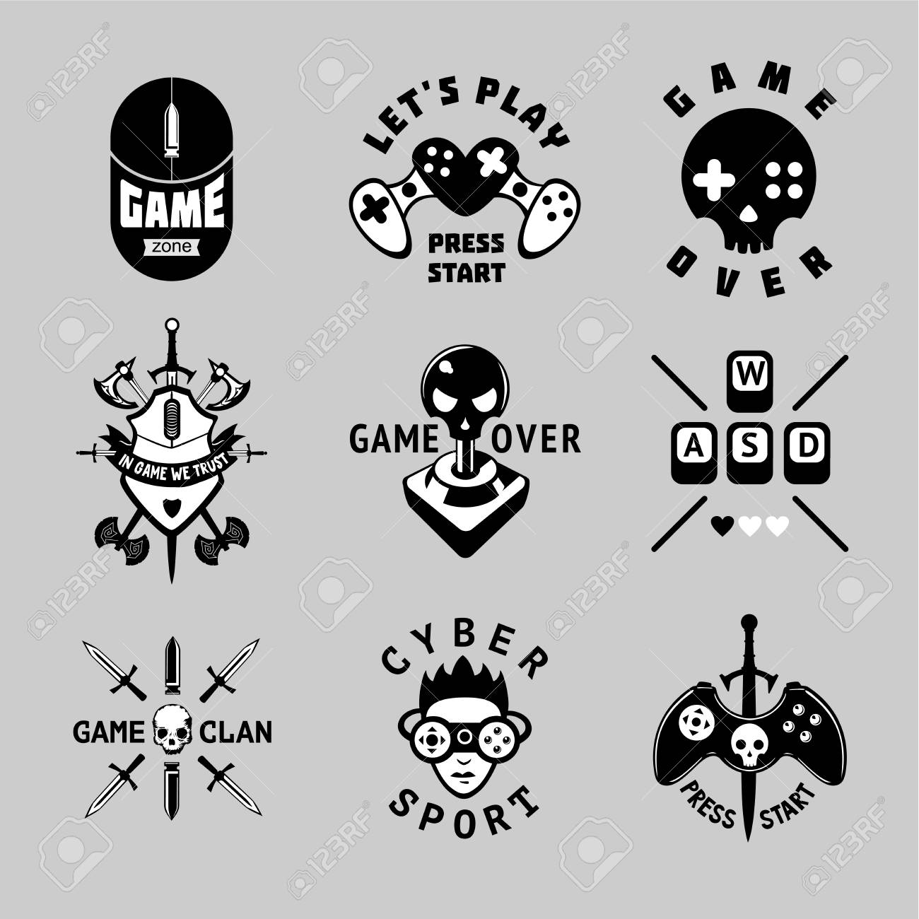 Video Games Tattoo Designs