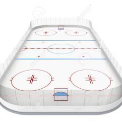 ice hockey rink isolated stock photo 86755763 [ 1300 x 1040 Pixel ]