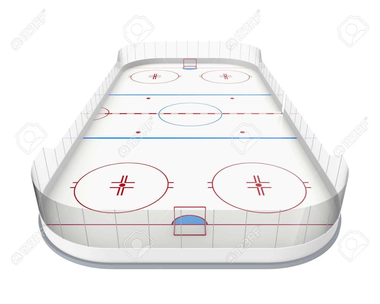 hight resolution of ice hockey rink isolated stock photo 86755763