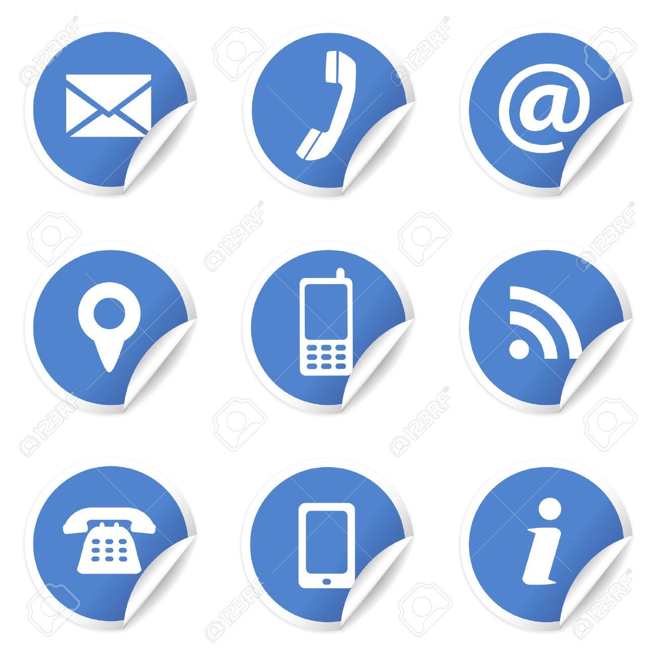 web and internet contact