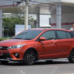 New Yaris Trd 2017 Ram Radiator Grand Avanza Chiang Mai Thailand April 21 Private Car Toyota Eco