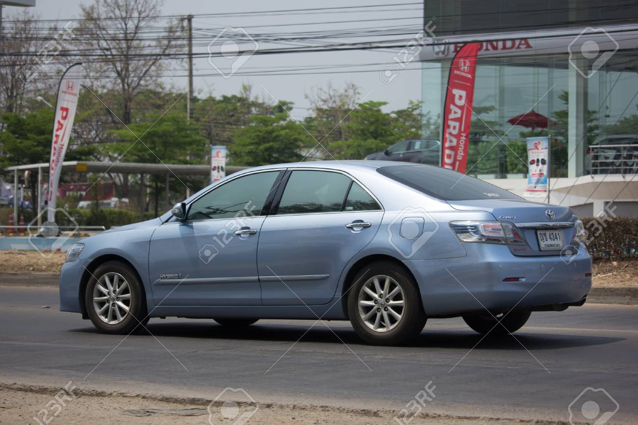all new camry 2018 thailand lampu grand veloz chiang mai march 22 private car toyota on road