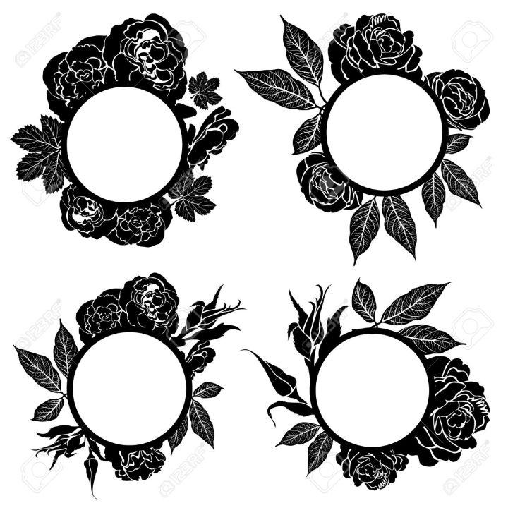 Niedlich Black Antique Picture Frames Fotos - Rahmen Ideen ...